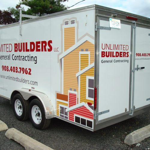 general contracting trailer