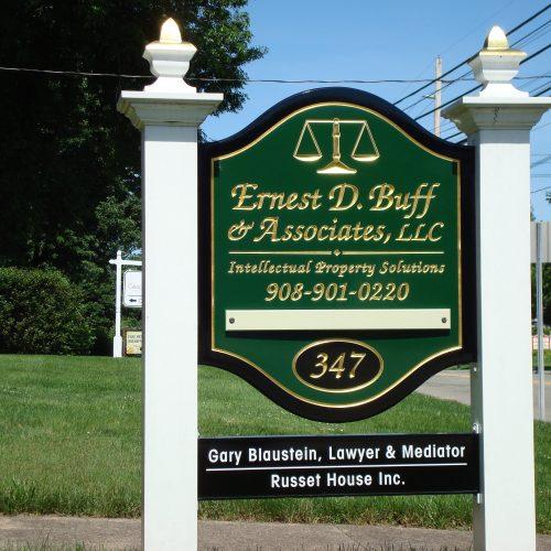 attorney signage