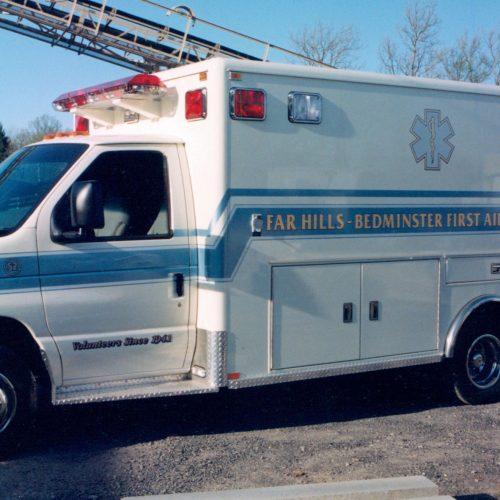 ambulance livery
