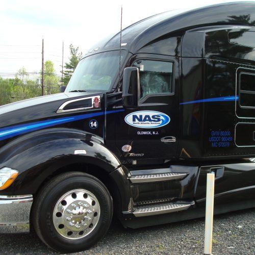 logo truck graphics