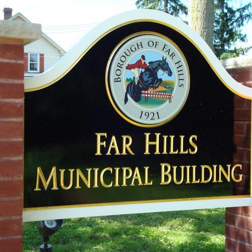 municipal signs