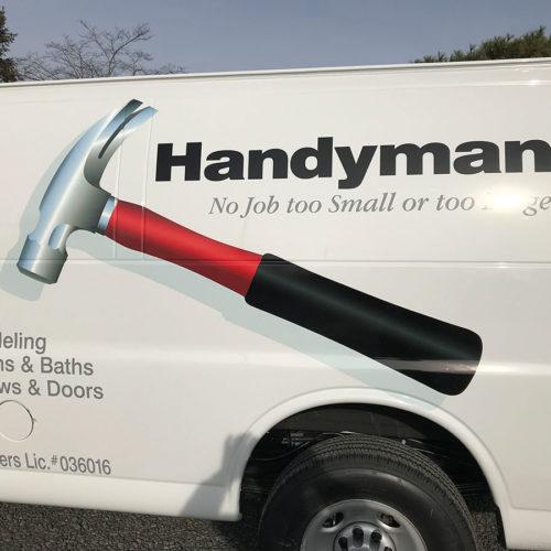 handyman truck