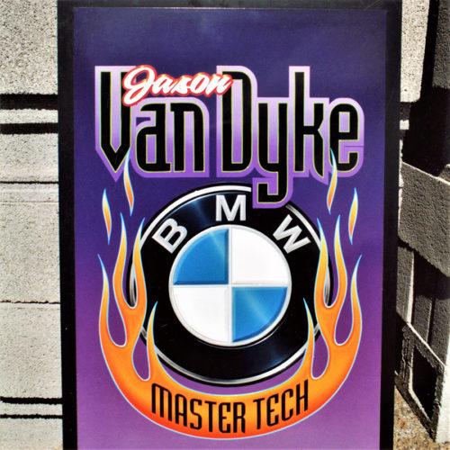 mechanic sign